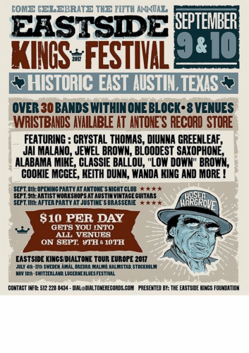 Keith-Dunn-Eastside-Kings-poster-Austin-Texas